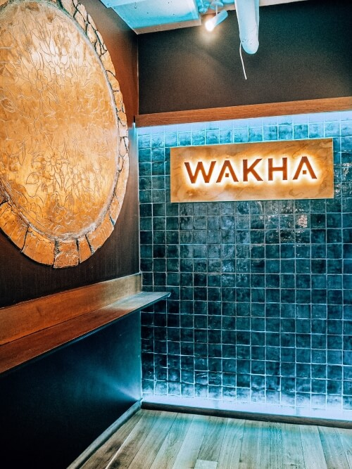 Wakha food stall specializing in Moroccan dishes in Tivoli Food Hall