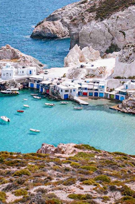 Best things to do in Milos, Greece