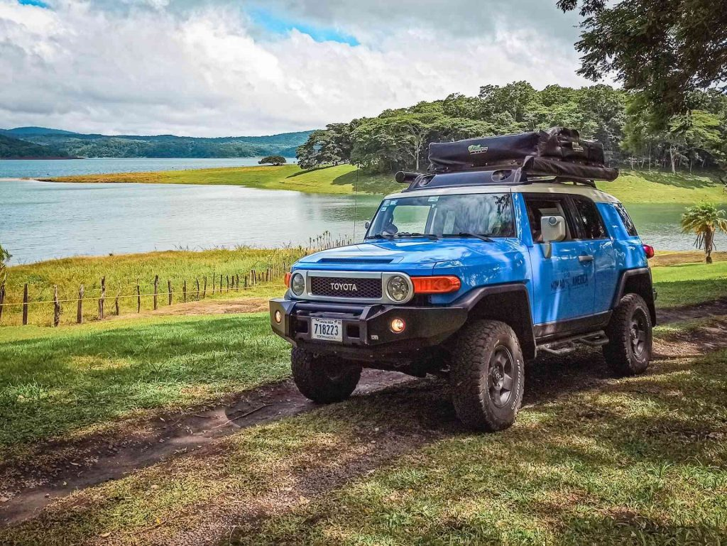 How to have an epic Costa Rica road trip: 4×4 rental and camping